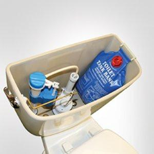 Water Saving Toilet bank (Pack of 2) - ECO365