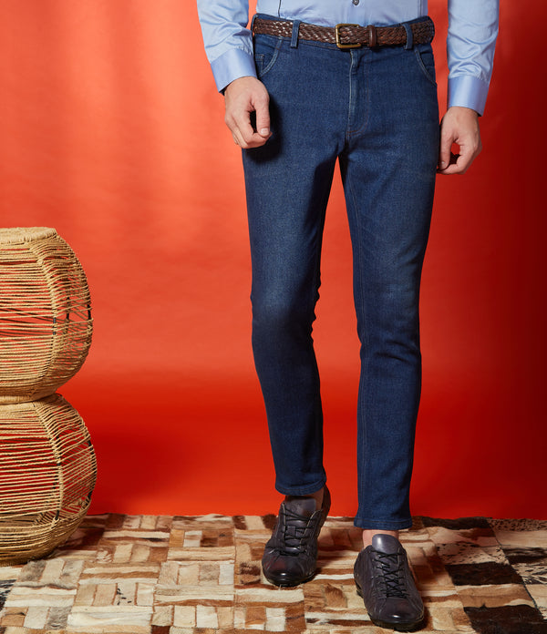 Blue Basic Denim