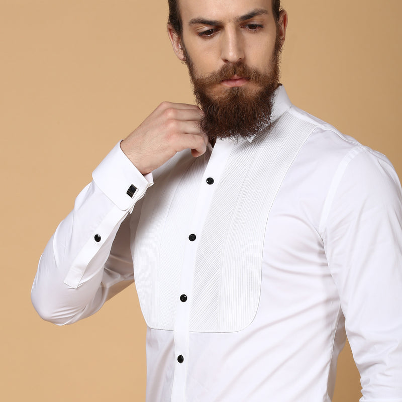 The New Tuxedo Shirt
