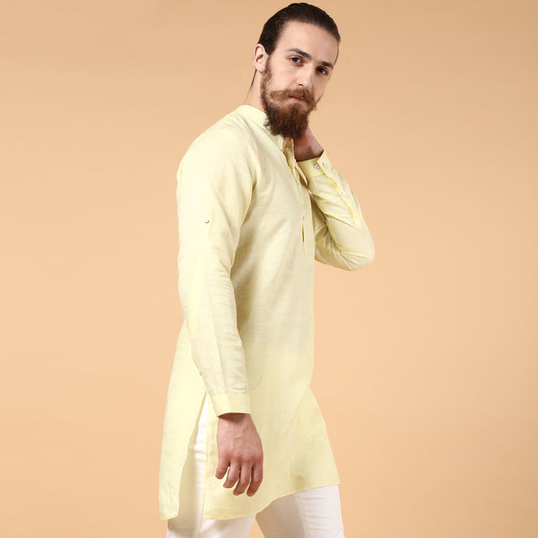 Lemon Kurta