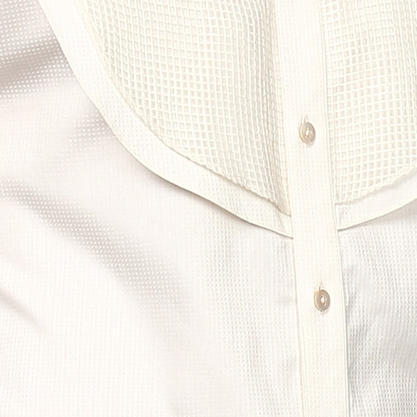THE TWIN BIB MESH SHIRT