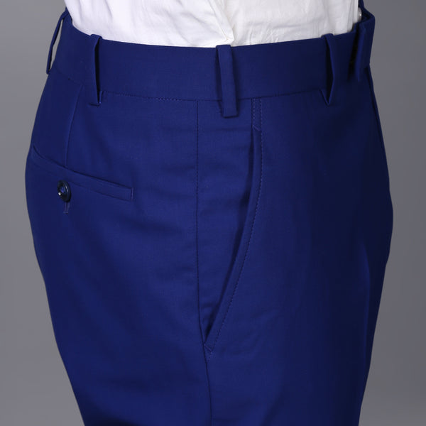CLASSIC ELECTRIC BLUE TROUSERS