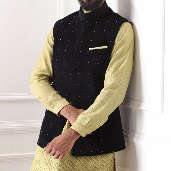 Nightsky Nehru Jacket