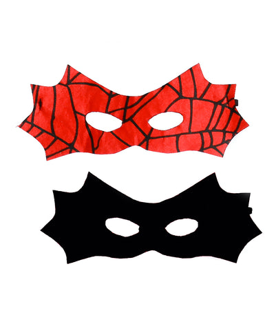 Antifaz reversible Spiderman/Batman