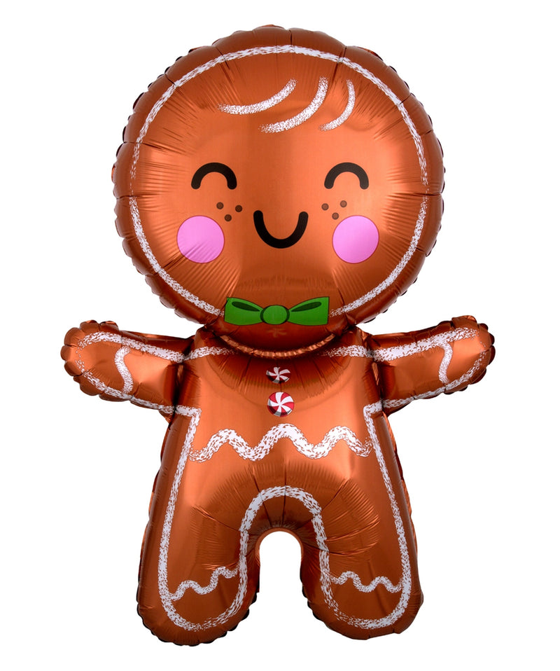 Globo Gingerbread man