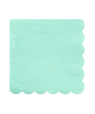 Servilletas Basic mint