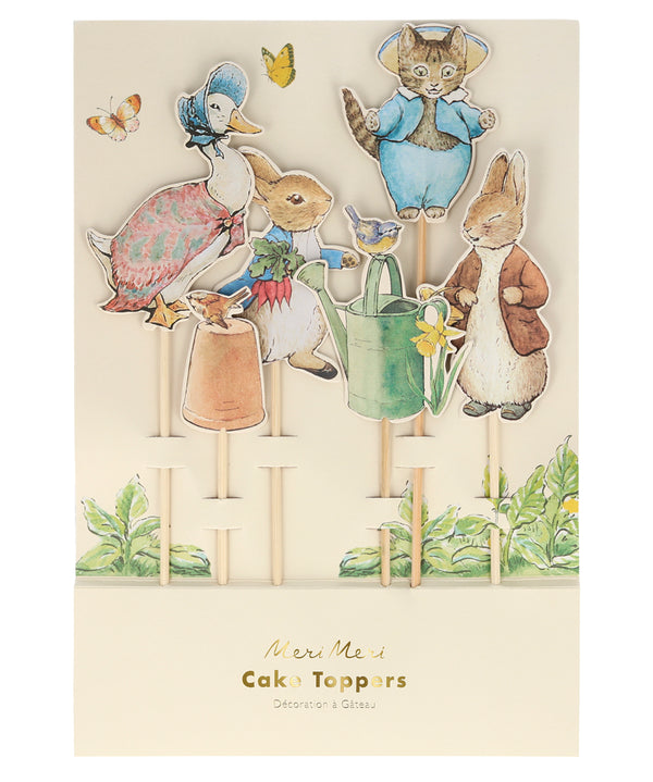Toppers Peter Rabbit