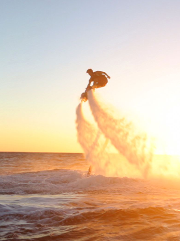 Flyboarding Half Day