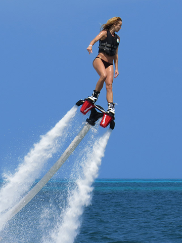 Flyboarding Full Day