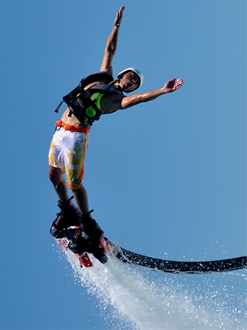 Flyboarding 1 Hour