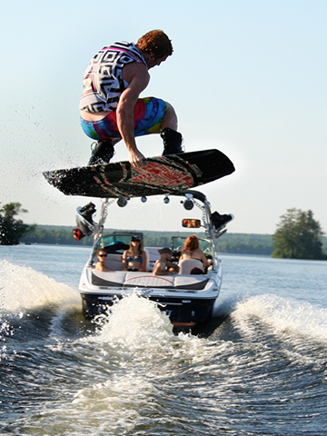 Wakeboarding 2 Hours