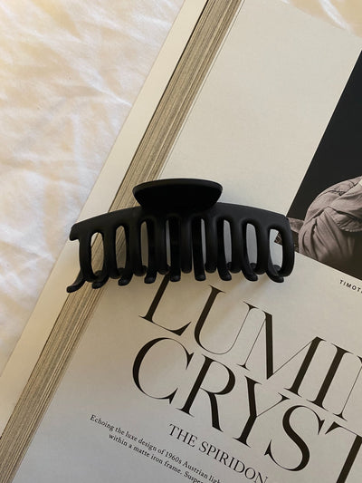 Classic Matte Jaw Hair Clip - Vamp Official
