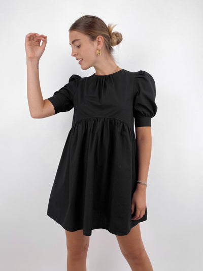 Summer Baby Button Back Dress - Vamp Official