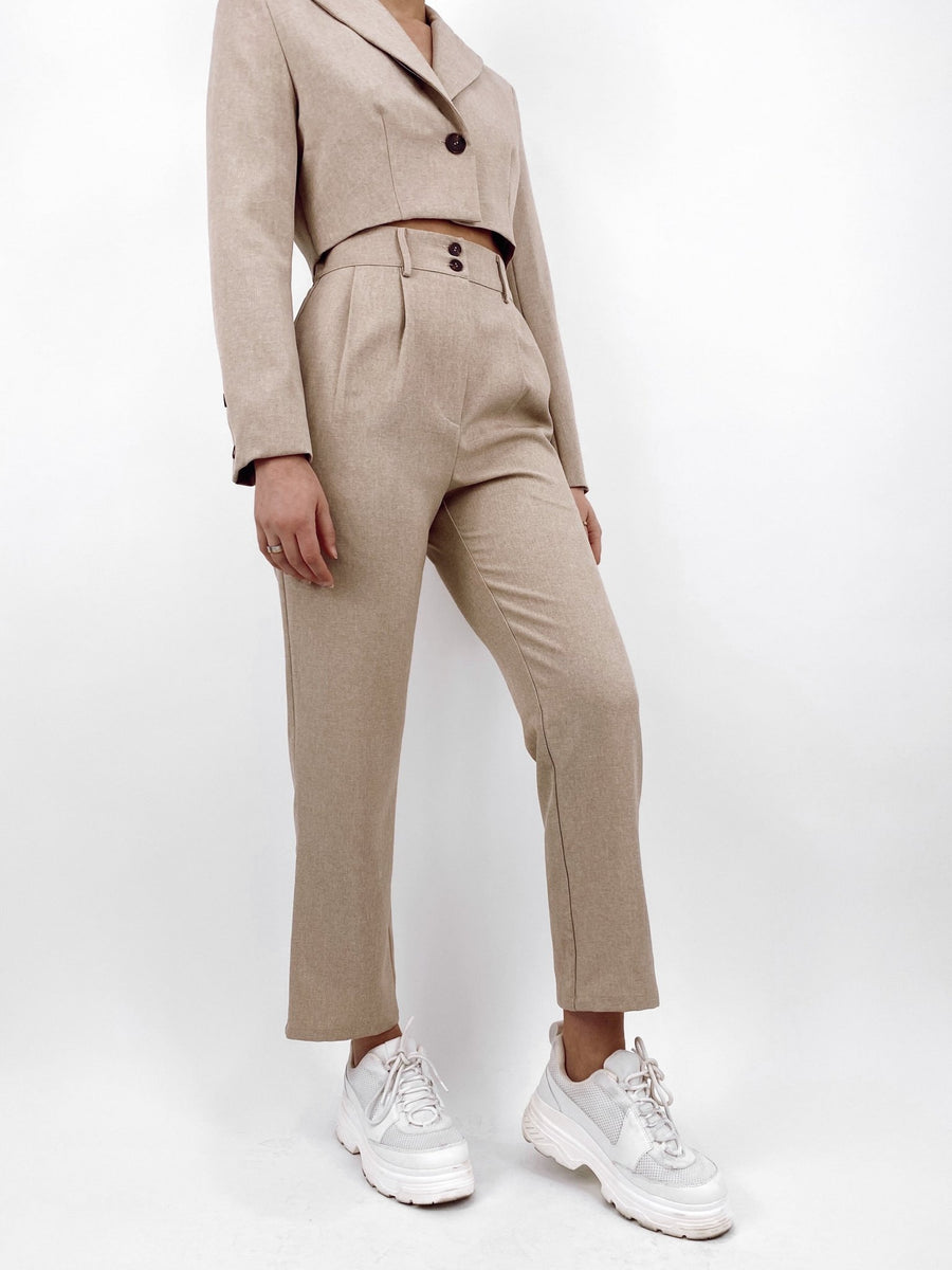 The Office Edit Trouser - Vamp Official