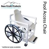Pool Access Chairs,F-520SPM - Wheelchairs electric  -Rollators - Medical supply stores