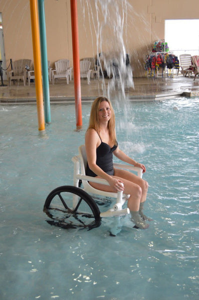 Pool Access Chairs,F-520XWSPM - Wheelchairs electric  -Rollators - Medical supply stores
