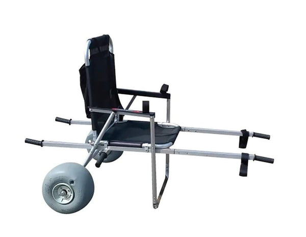 Beach/Snow Freedom Chair Model 1600 - Wheelchairs electric  -Rollators - Medical supply stores