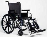 FREELANDER TM  2.0 HEMI LIGHTWEIGHT WHEELCHAIR (Standard Footrests),FRD2-H16x18-SL - Wheelchairs electric  -Rollators - Medical supply stores