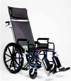 FREELANDER TM  2.0 RECLINING WHEELCHAIR (Standard Footrests), FRD2-R18x18-SL - Wheelchairs electric  -Rollators - Medical supply stores