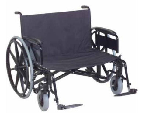 GENDRON Bariatric  XL Wheelchair ,EFFGE673020-SL - Wheelchairs electric  -Rollators - Medical supply stores