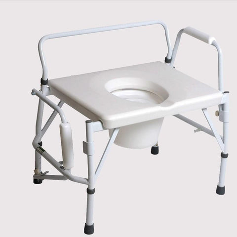 Bariatric Bench Top Commode, EFFISISG413BAR - Wheelchairs electric  -Rollators - Medical supply stores