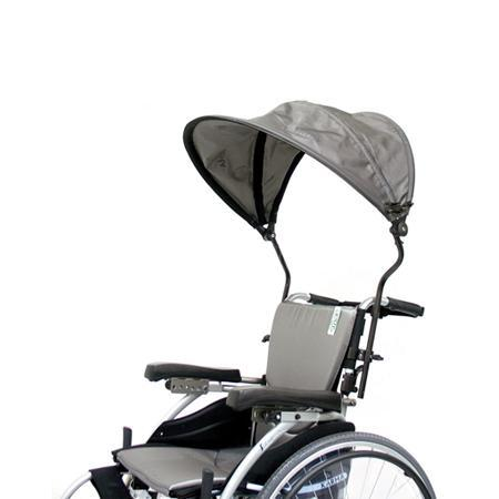 Wheelchair Luxury Canopy Accessory, KHI-CANO-115 - Wheelchairs electric  -Rollators - Medical supply stores