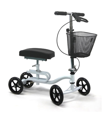 KW-100 – 23.5 lbs Knee Scooter ,KW-100-BK - Wheelchairs electric  -Rollators - Medical supply stores