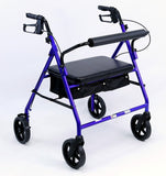Rollator, R-4800 – 20 lbs,R-4800-BL - Wheelchairs electric  -Rollators - Medical supply stores