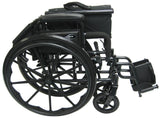 Light Wheelchair, 802-DY – 30 lbs,802N-DY-E - Wheelchairs electric  -Rollators - Medical supply stores