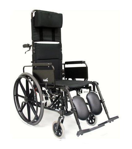 Lightweight (manual) Wheelchair, KM-5000 Self Propel – 36 lbs,KM5000F20W - Wheelchairs electric  -Rollators - Medical supply stores
