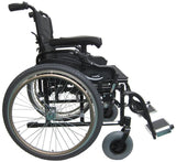 Lightweight (Manual) Wheelchair, KM-8520-22W – 35 lbs,KM8520F22W - Wheelchairs electric  -Rollators - Medical supply stores
