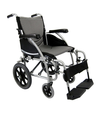 S-ERGO 115 Transport – 22 lbs,S-115WB18SS-TP - Wheelchairs electric  -Rollators - Medical supply stores