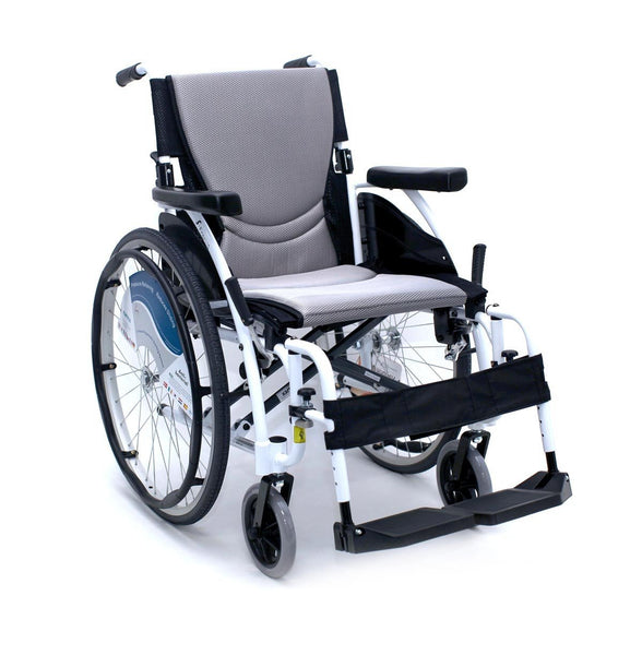 S-ERGO ALPINE WHITE – 25 lbs,S-ERGO115F18WS - Wheelchairs electric  -Rollators - Medical supply stores