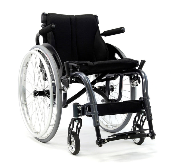 S-ERGO ATX – 15.4 lbs,S-ATX-1618BK - Wheelchairs electric  -Rollators - Medical supply stores