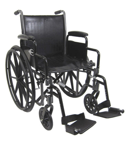 Standard Wheelchair, KN-700T – 39 lbs,KN-700NT - Wheelchairs electric  -Rollators - Medical supply stores