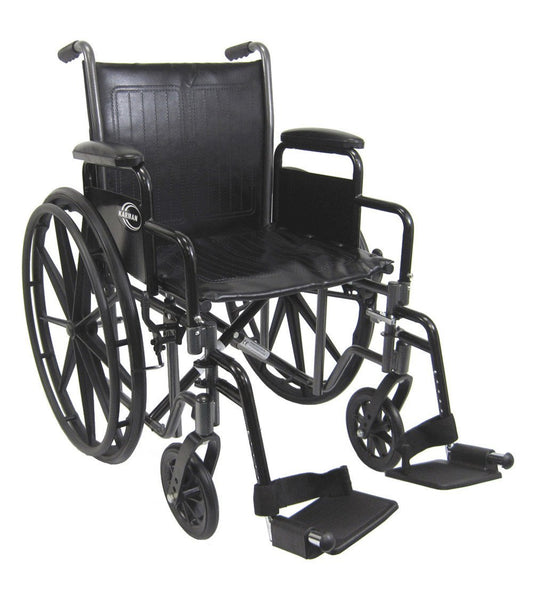 Standard Wheelchair, KN-700T – 39 lbs,KN-700T - Wheelchairs electric  -Rollators - Medical supply stores