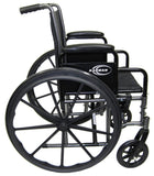 Standard Wheelchair, LT-700T – 36 lbs,LT-700NT - Wheelchairs electric  -Rollators - Medical supply stores