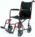 Transport Wheelchair, LT-2000 – 19 lbs,LT-2017-BL - Wheelchairs electric  -Rollators - Medical supply stores