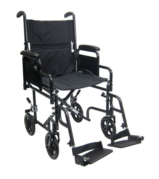 Transport Wheelchair, T-2700 – 29 lbs,T-2700 - Wheelchairs electric  -Rollators - Medical supply stores