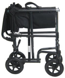 Transport Wheelchair, T-2700 – 29 lbs,T-2700N - Wheelchairs electric  -Rollators - Medical supply stores