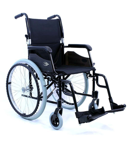 Ultra Light Rigid Folding Wheelchair, LT-980 – 24 lbs,LT-980-BK-E - Wheelchairs electric  -Rollators - Medical supply stores