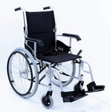Ultra Light Rigid Folding Wheelchair, LT-980 – 24 lbs,LT-980-SI-E - Wheelchairs electric  -Rollators - Medical supply stores