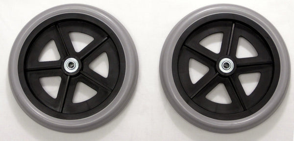 Wheelchair Front Caster Wheels,C81B-716 - Wheelchairs electric  -Rollators - Medical supply stores
