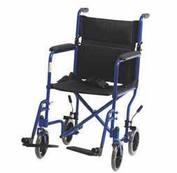 PROBASICS TRANSPORT CHAIR, EFFIS9201BL - Wheelchairs electric  -Rollators - Medical supply stores