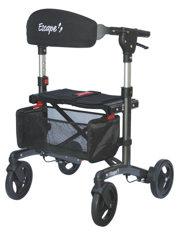 "Escape Rollator - Low 21"" seat height, 500-10211 - Wheelchairs electric  -Rollators - Medical supply stores"