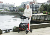 "Escape Rollator - Standard 24"" seat height, 500-10245 - Wheelchairs electric  -Rollators - Medical supply stores"