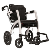 Rollz Motion² Pebble White Complete - REGULAR - Wheelchairs electric  -Rollators - Medical supply stores