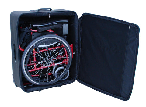 Wheelchair Travel Bag, 90127 - Wheelchairs electric  -Rollators - Medical supply stores