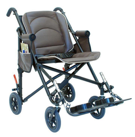 Executive Deluxe Luxury Travel Wheelchair, 90124 - Wheelchairs electric  -Rollators - Medical supply stores