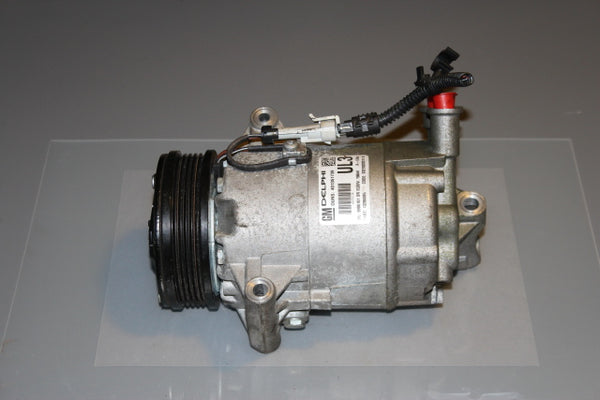 Opel Astra Air Conditioning Compressor Pump (2008)